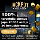 Jackpot Village Casino Bonus And  Review  Promotion