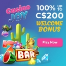 Casino Joy Bonus And  Review News