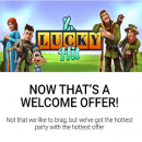 Lucky Hit Casino Bonus And  Review  Promotion