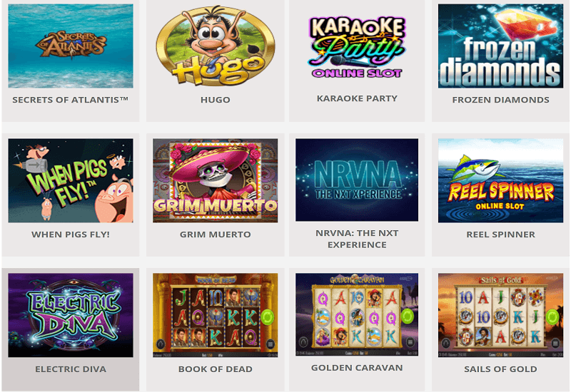 24Bettle Casino Video Slots