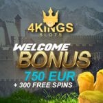 4King Slots Casino Bonus And  Review  Promotion