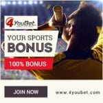 4YouBet Casino Bonus And  Review News