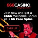 666 Casino Bonus And  Review News