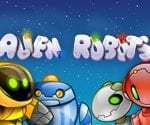 Alien Robots Video Slot Game