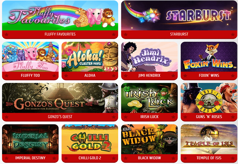 all star casino free slot games