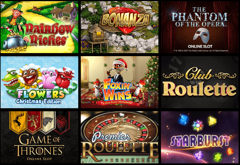 All Time Casino Video Slots