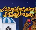 Arabian Nights Video Slot Game