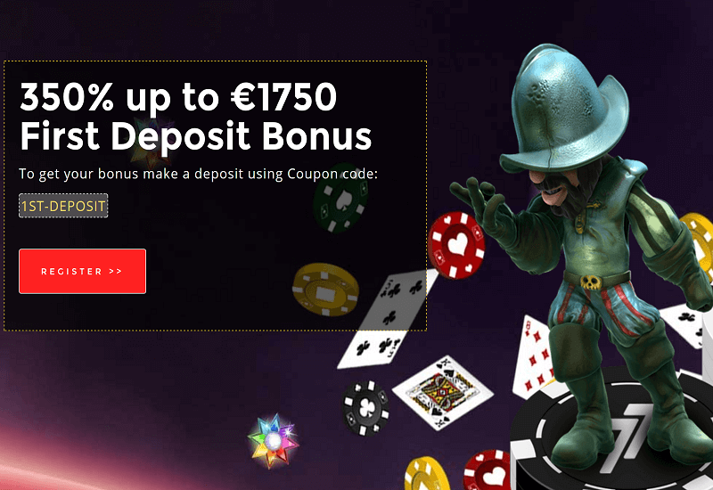 Ares Casino Promotion