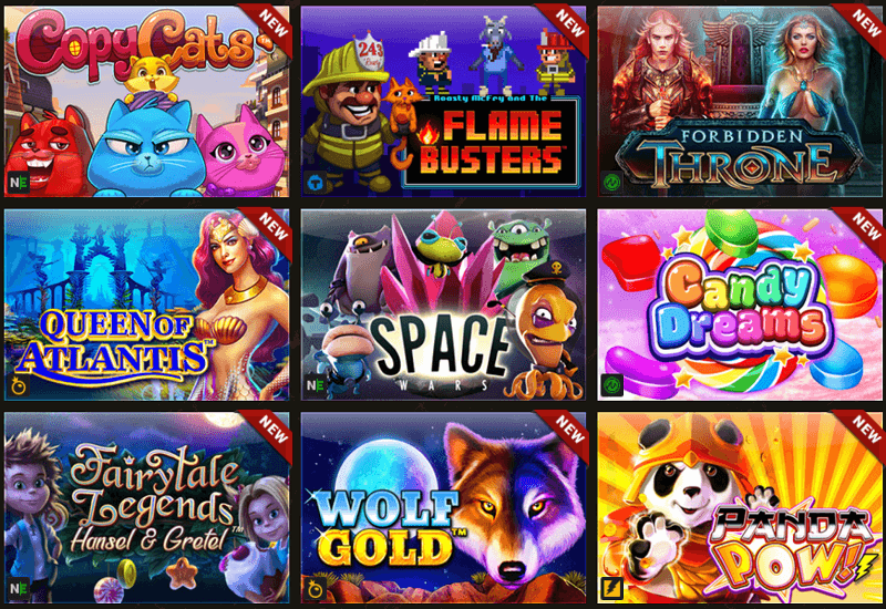 Argo Casino Video Slots