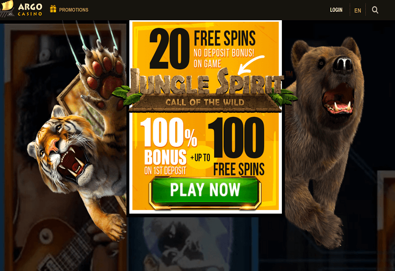 Argo Casino Promotion