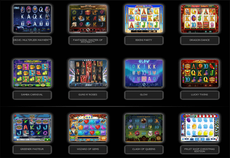 b-Bets Casino Games