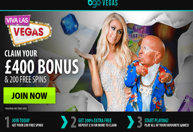 BGO Casino Exclusive