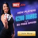 Bet Joy Casino Bonus And Review News
