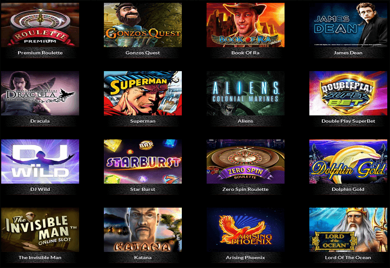 Casino Bordeaux Video Slots