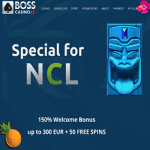 Boss Casino Bonus And Review News