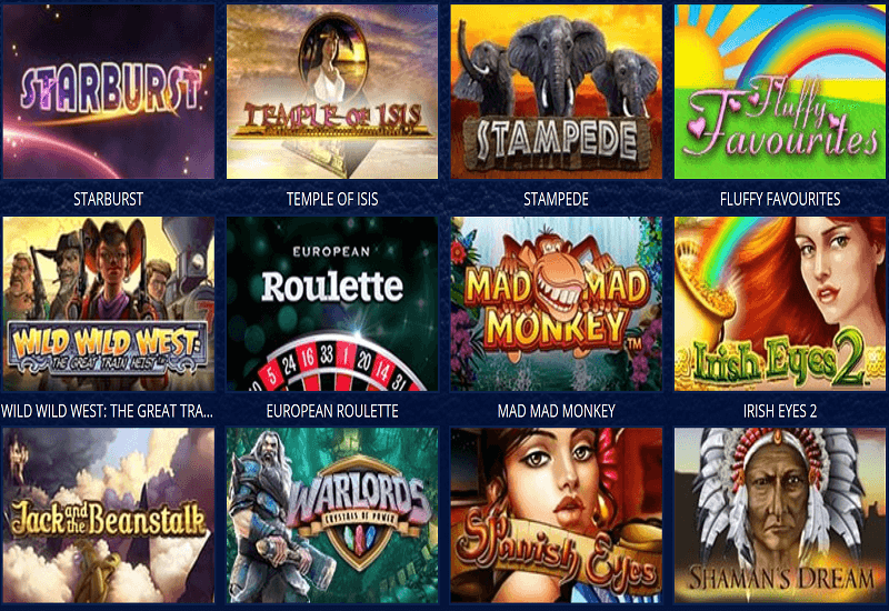 Buddy Slots Casino Video Slots