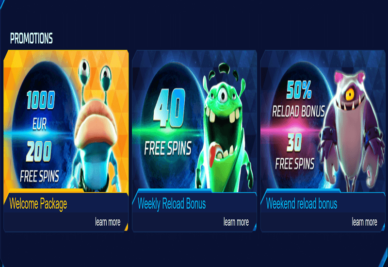 Buran Casino Promotion
