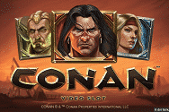 Conan Video Slot Game