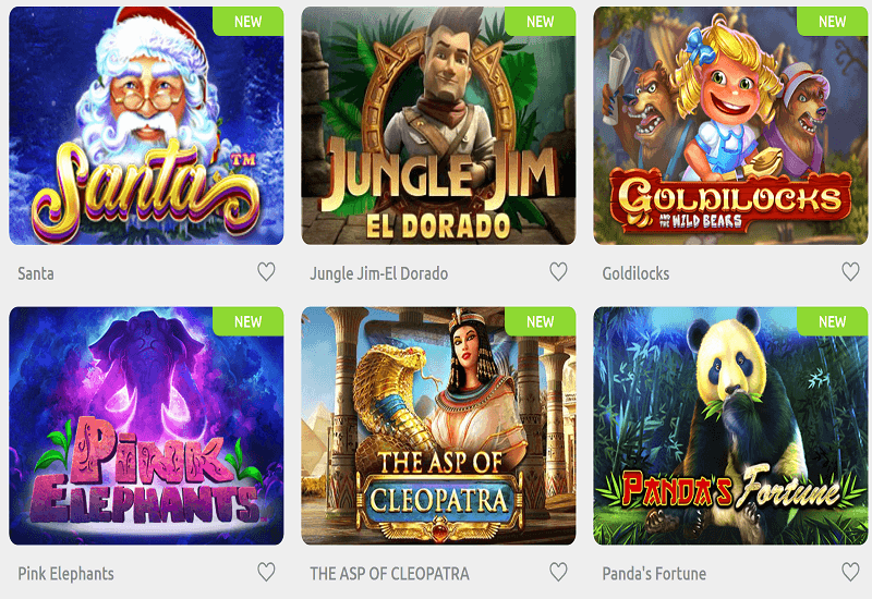 Cadola Casino Video Slots