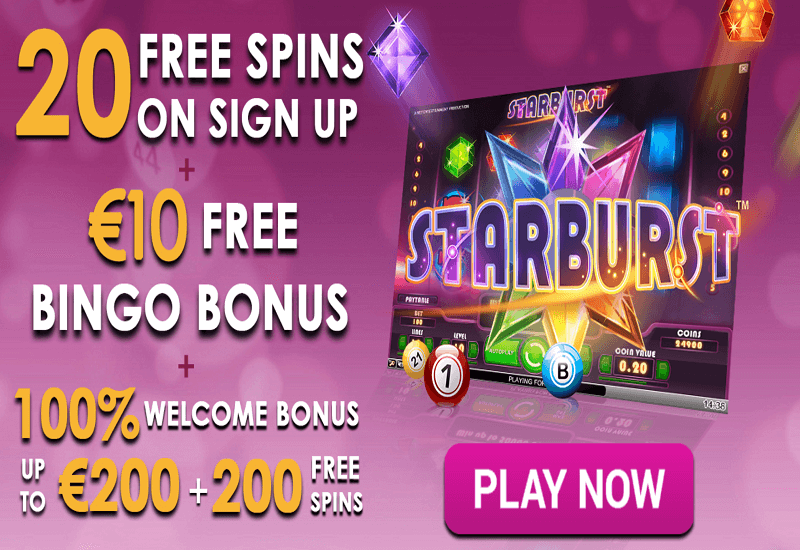 Caliber Bingo Casino Promotion