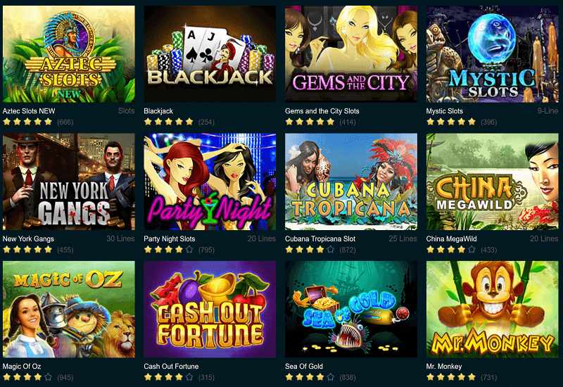 Calvin Casino Video Slots