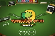 Caribbean Stud Pro Table Games