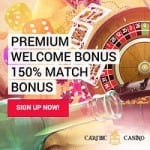 An Exclusive Free Spins Giveaway campaign by Caribic Casino