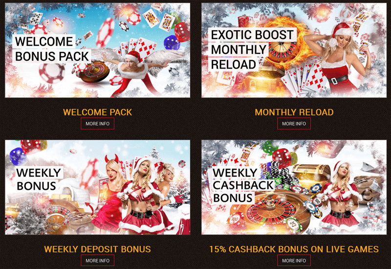 Caribic Casino Promotion