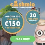 Cashmio Casino Bonus And Review News