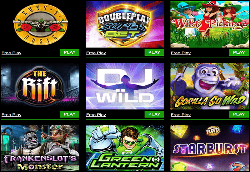 Cashpot Casino Video Slots