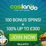 Casilando Casino Bonus And  Review news