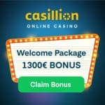 Casillion Casino Bonus And  Review News