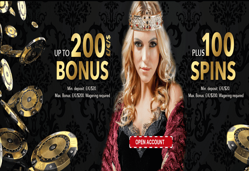 Casinsi Casino Home Page