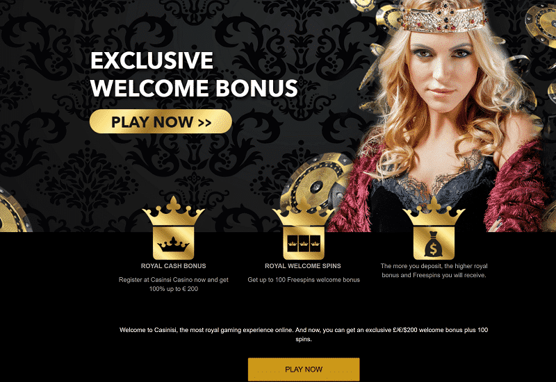 Casinsi Casino Promotion