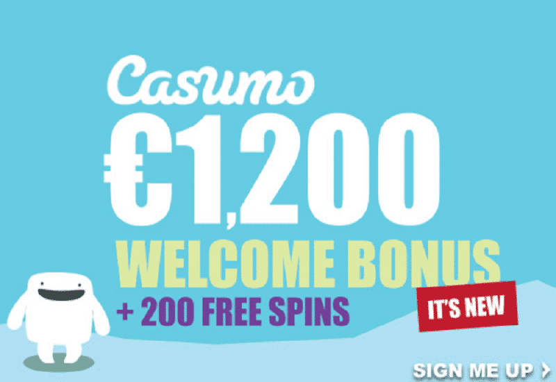 Casumo Casino Promotion