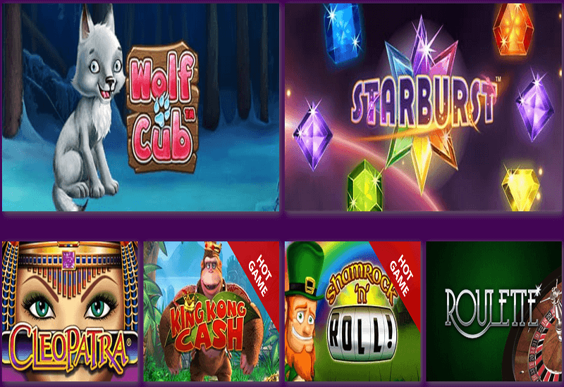 Cheek Riches Casino Video Slots