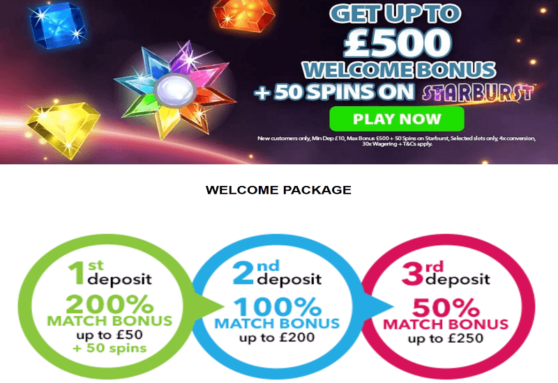 Cheek Riches Casino Promotion