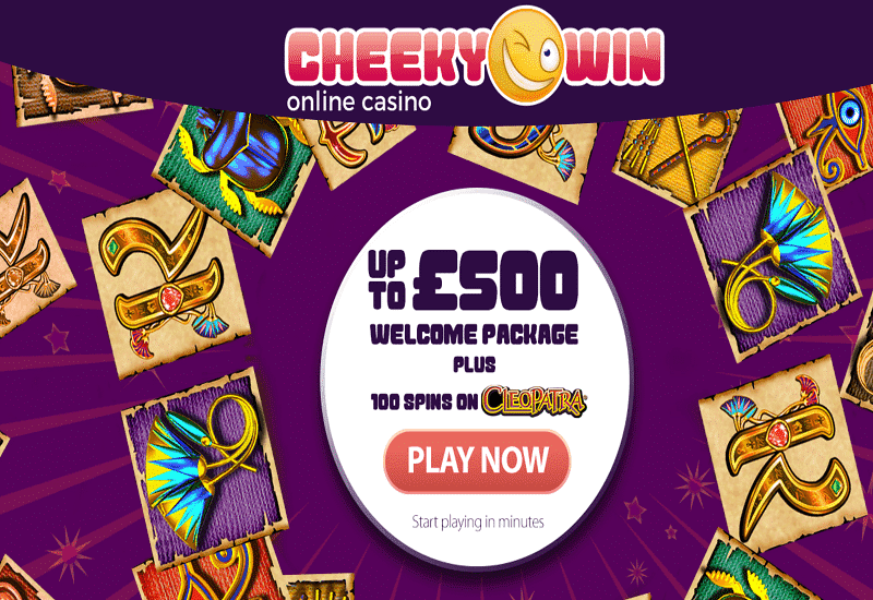 Cheeky Win Casino Promotion