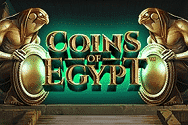 Coins of Egypt Video Slot Game