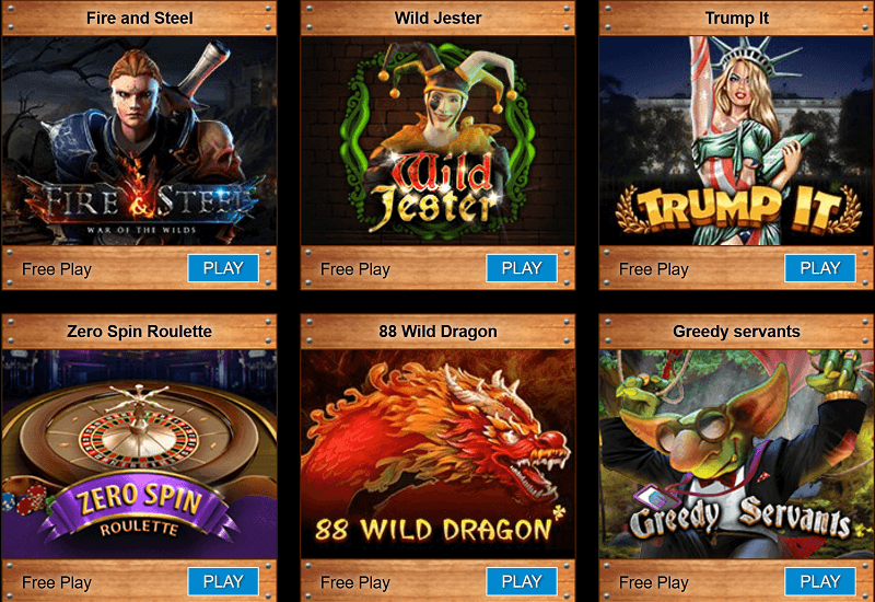 Company Casino Video Slots