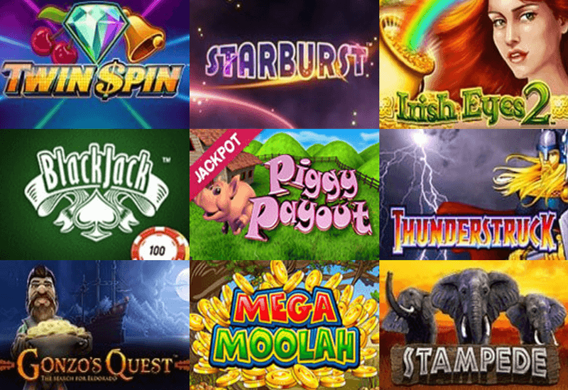 CopSlots Casino Video Slots