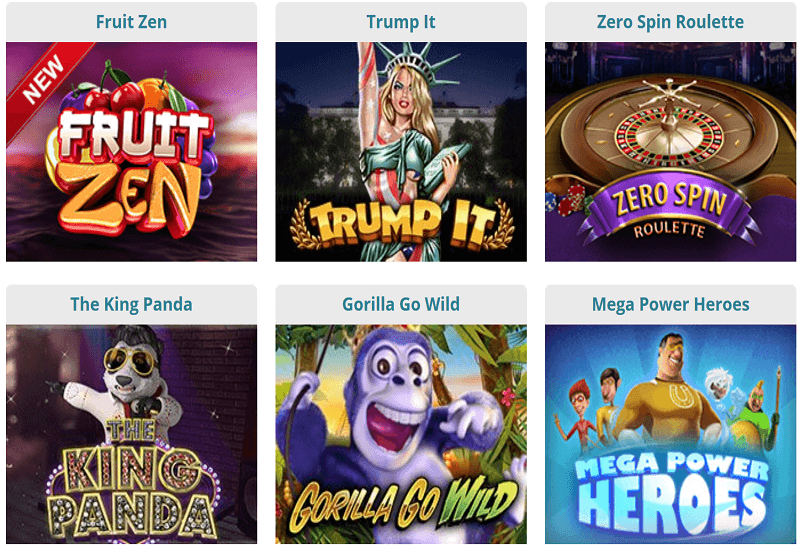 Cozyno Casino Video Slots