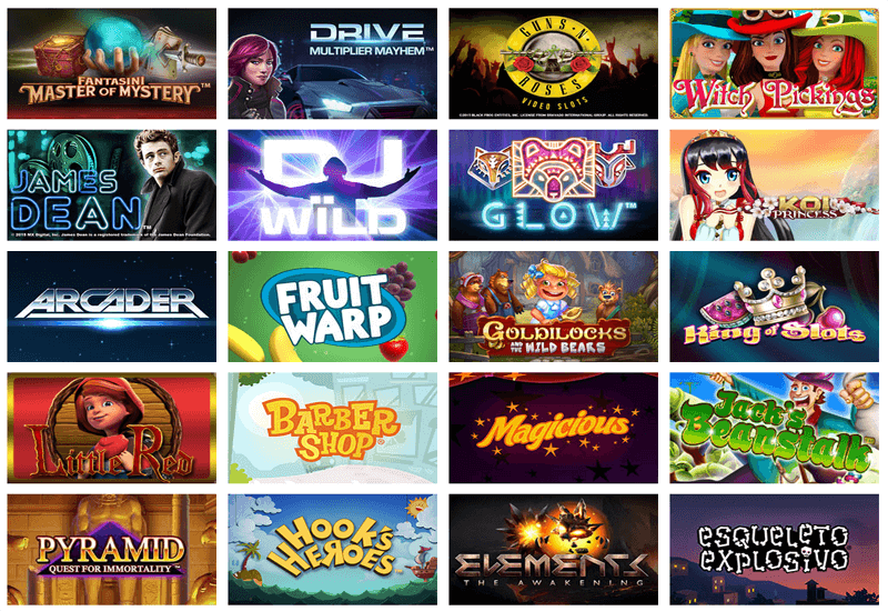 Devilfish Casino Video Slots