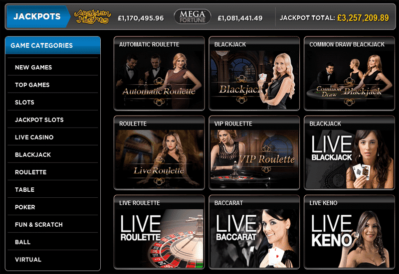 Diamond7 Live Casino