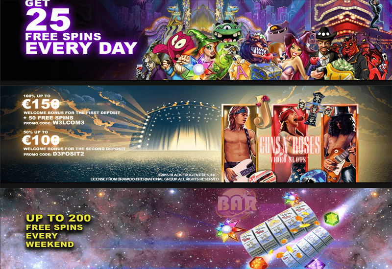 Double Star Casino Promotion