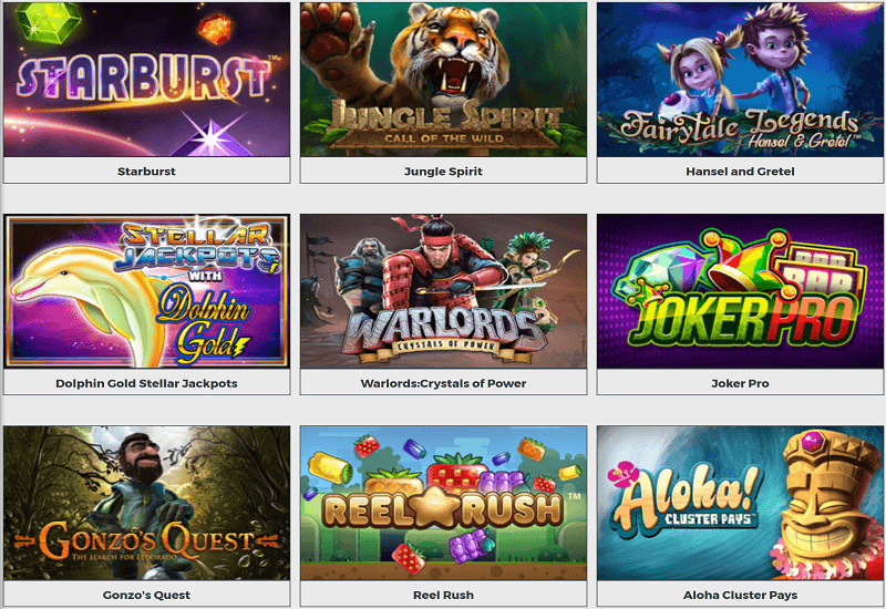 Dream Jackpot Casino Video Slots