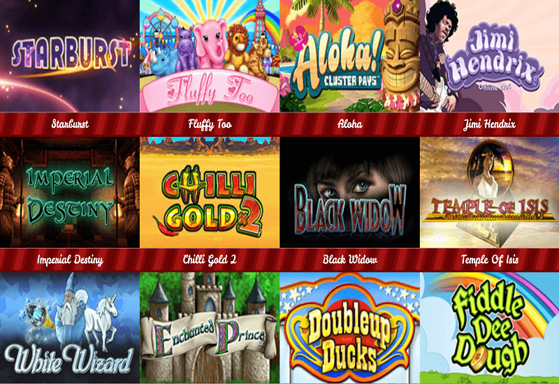 Easy Slots Casino Video Slots
