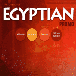 An Egyptian Promo campaign by NextCasino
