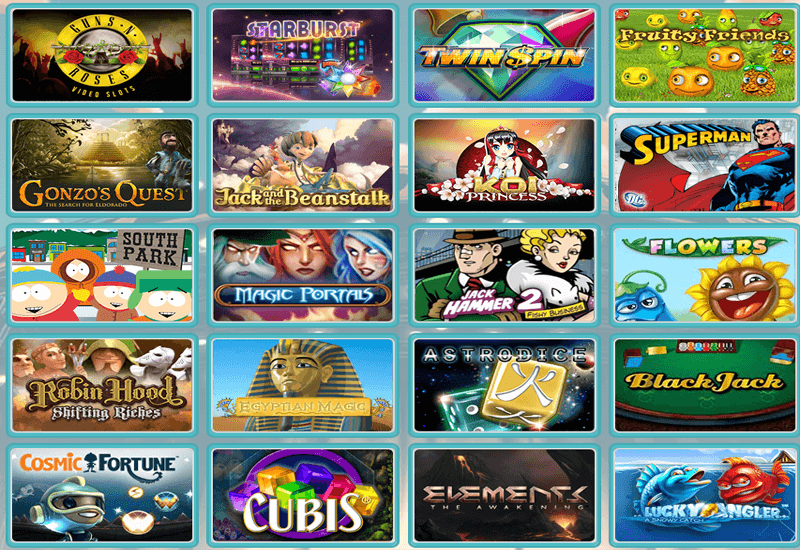 Extra Spel Casino Video Slots