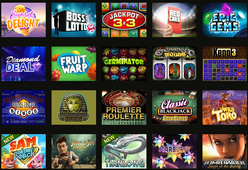 Fable Casino Video Slots